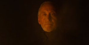 Tywin Lannister welcomes you to Season 4.