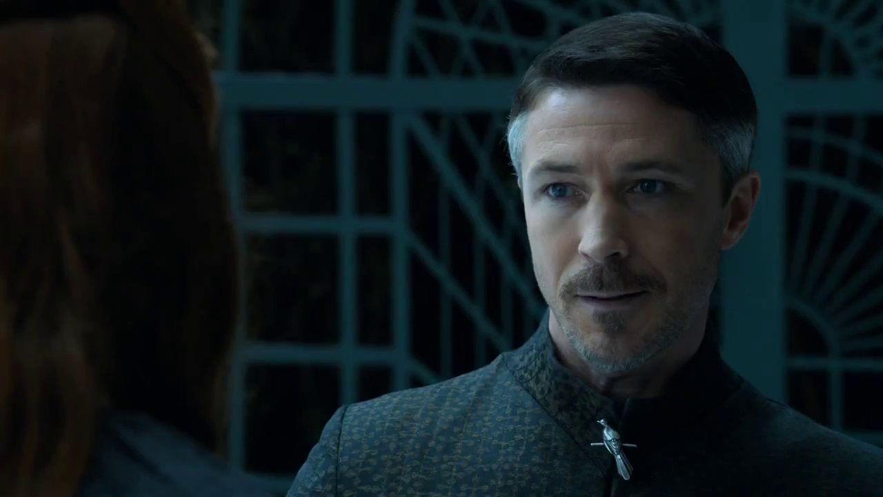 MBTI enneagram type of Petyr Baelish